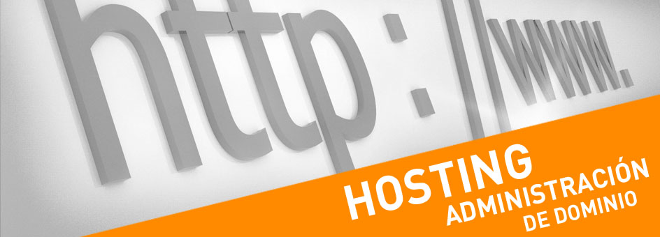 Web Hosting y Registro de Dominios